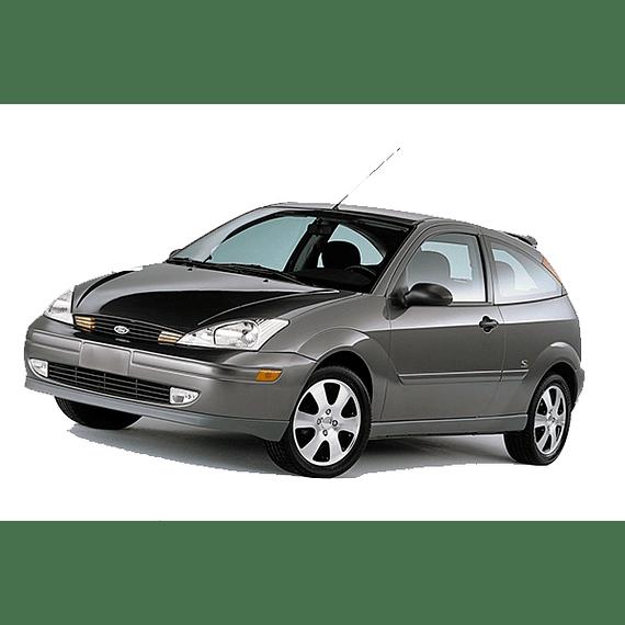 Diagramas Eléctricos - Ford Focus  ZX3 / Fiesta ( 1999 - 2001 ) En Español