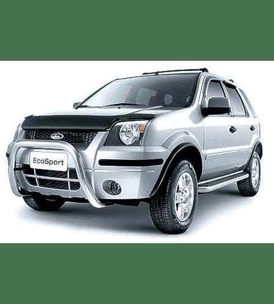 Manual de Taller Interactivo Ford Ecosport ( 2004 - 2006 ) En Español