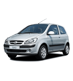Manual De Despiece Hyundai Getz ( 2002- 2011 ) En Español