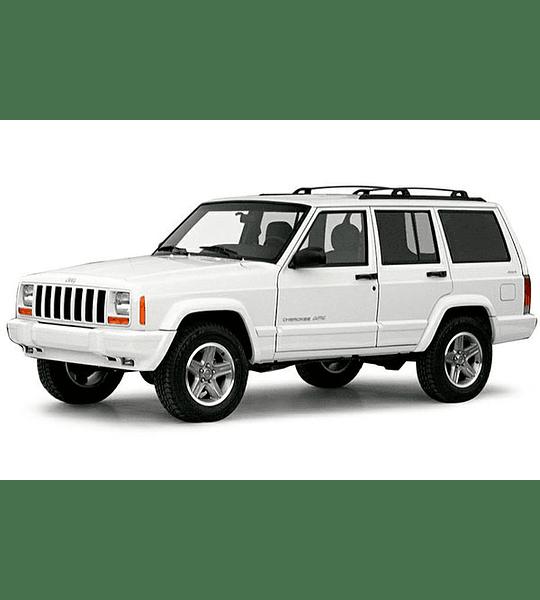 Manual de Taller Jeep Cherokee XJ ( 1999 ) En Español