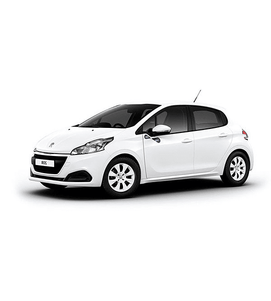 Manual de Taller Peugeot 208 ( 2012 - 2018 ) En Español