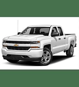 Diagramas Eléctricos - Chevrolet Silverado ( 2017 - 2020 ) Inglés