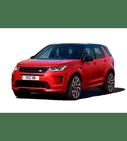 Manual de Taller Land Rover Discovery Sport L550 ( 2014-2019 ) Inglés