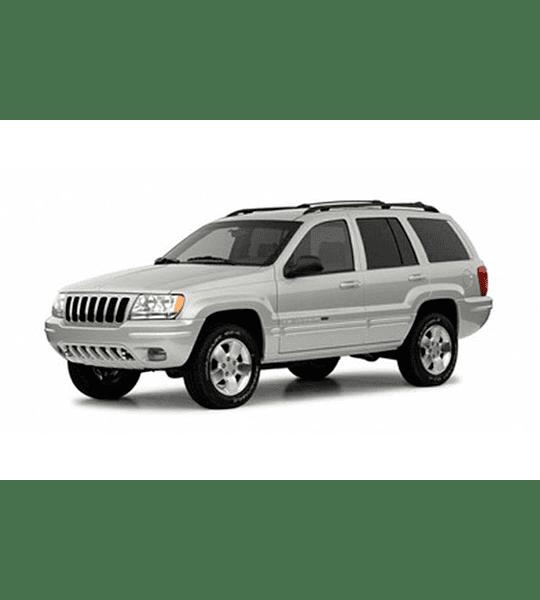 Manual de Taller Jeep Grand Cherokee WJ ( 1999 - 2003 ) En Español