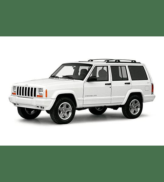 Manual de Taller Jeep Cherokee XJ ( 1997 - 2001 ) En Español