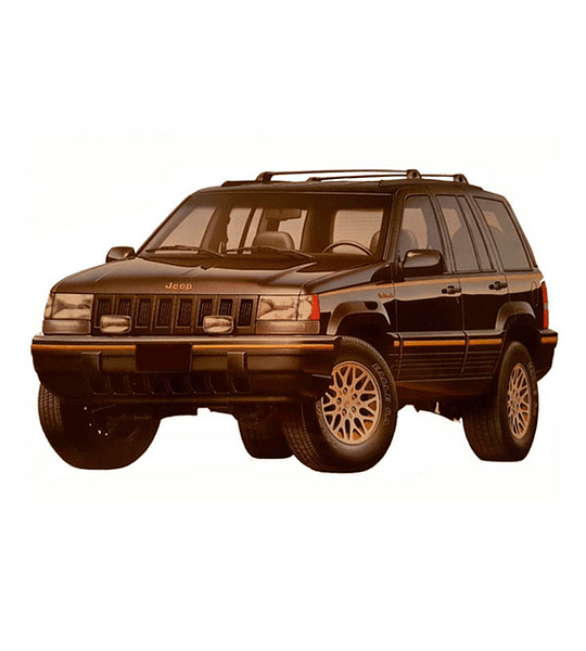 Manual de Taller Jeep Grand Cherokee ZJ ( 1996 - 1998 ) En Español
