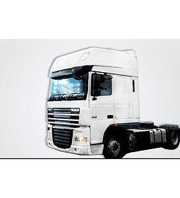 Manual de Taller Daf XF 105 Series ( Inglés)