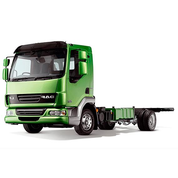 Manual de Taller Daf L45 - L55 Series ( Inglés )