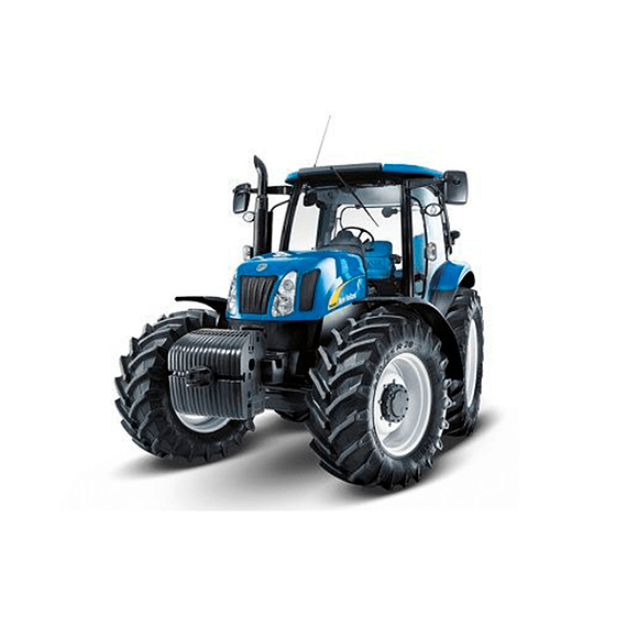 Manual De Taller New Holland T6050 ( Inglés )