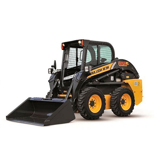 Manual De Taller New Holland L218 ( En Inglés )