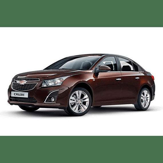Diagramas Eléctricos Chevrolet Cruze ( 2013 - 2017 ) Inglés