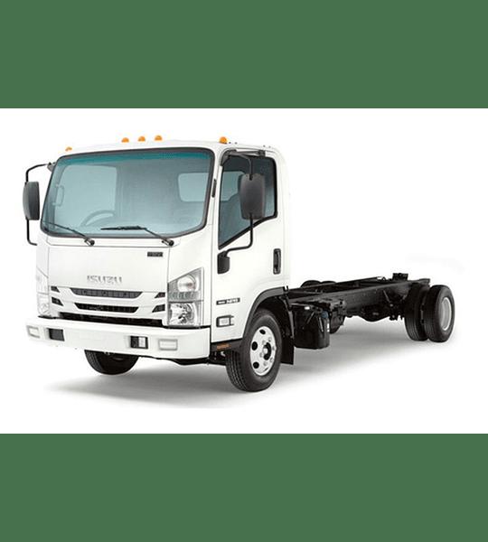 Diagramas Eléctricos Chevrolet Npr Nqr 4hk1 ( 2012- 2019 ) Inglés