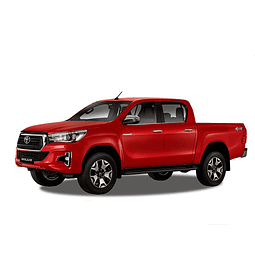 Diagramas Eléctricos Toyota Hilux ( 2016 - 2019 ) Inglés