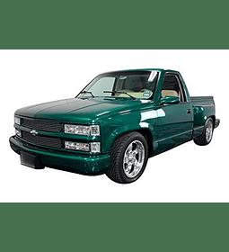 Diagramas Eléctricos - Chevrolet Pickup C1500 ( 1994 - 1997 ) Inglés