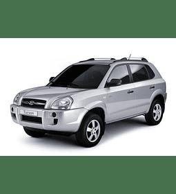 Manual de Despiece Hyundai Tucson ( 2004 - 2009 ) En Español