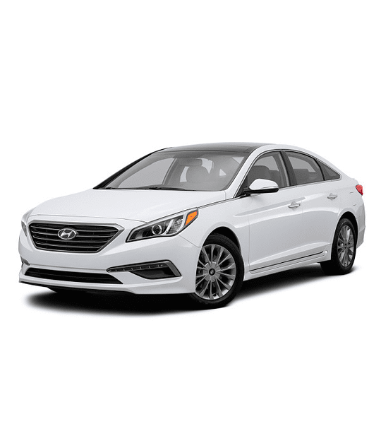 Manual de Despiece Hyundai Sonata ( 2007 - 2014 ) En Español