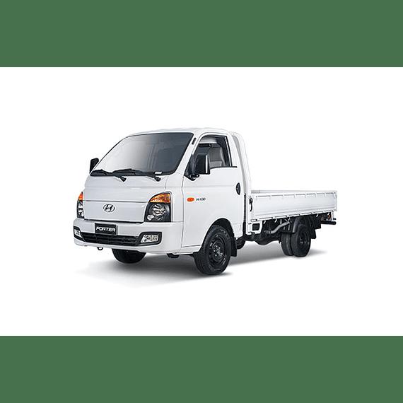 Manual de Despiece Hyundai H100 ( 2004 - 2019 ) En Español