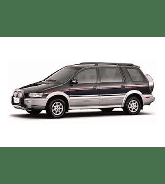 Manual de Despiece Hyundai Santamo ( 1997 - 2003 ) En Español
