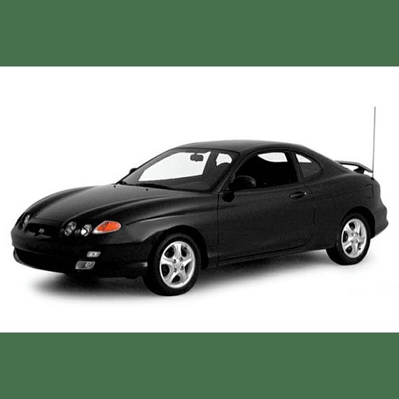 Manual de Despiece Hyundai Tiburon ( 1996- 2001 ) En Español