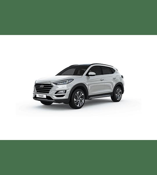 Manual de Despiece Hyundai Tucson ( 2015  - 2019 ) En Español