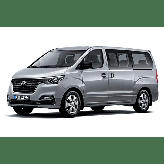 Manual de Despiece Hyundai H1 ( 2007 - 2018 ) En Español