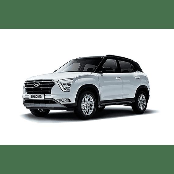 Manual de Despiece Hyundai Creta ( 2014 - 2020 ) En Español