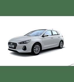 Manual de Despiece Hyundai I30 ( 2017 - 2019 ) En Español