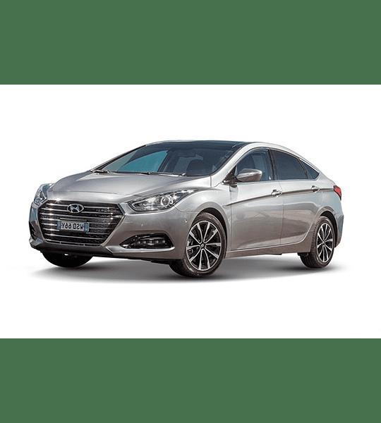 Manual de Despiece Hyundai I40 ( 2011 - 2019 ) En Español