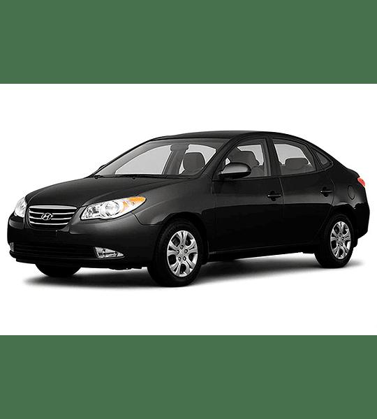 Manual de Despiece Hyundai ElAntra ( 2007 - 2010 ) En Español