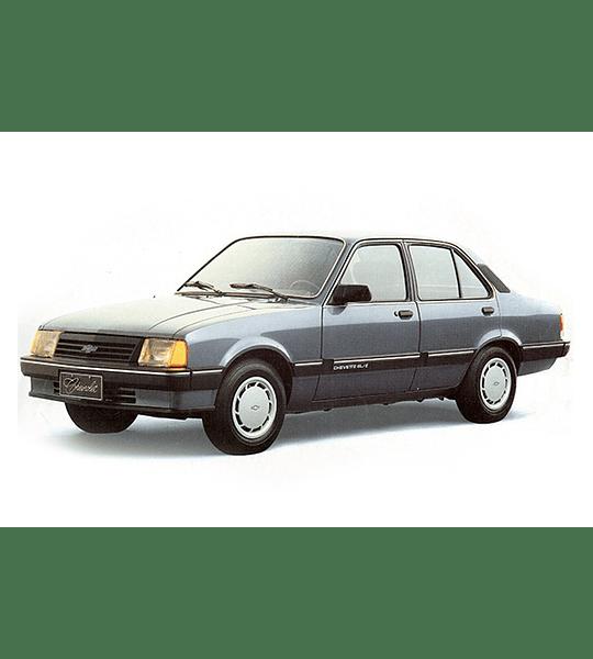 Manual de Taller Chevrolet Chevette ( 1976 - 1987 ) En Español