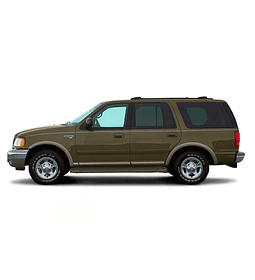 Manual de Usuario Ford Expedition ( 1997 - 2002 ) En Español