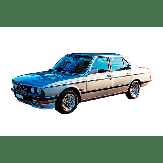 Manual de Taller - BMW 528 E28 ( 1984 )