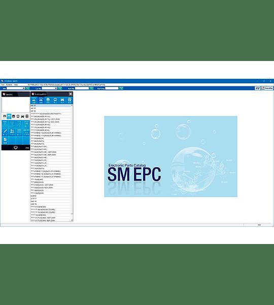 SM EPC Hyundai and Kia 2020