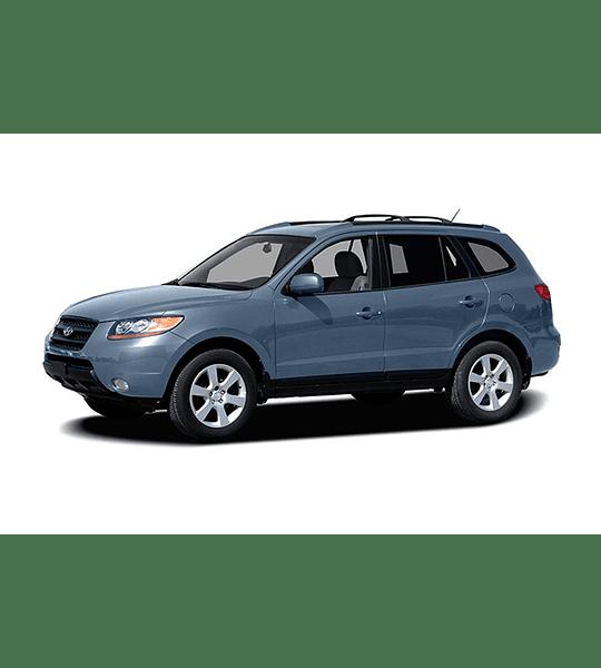 Manual de Despiece - Hyundai Santa Fe ( 2007 - 2012 )