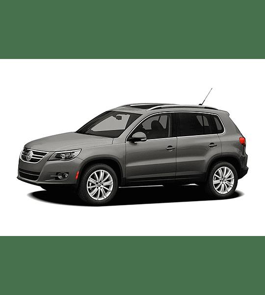 Manual de Despiece - Volkswagen Tiguan ( 2007 - 2017 ) Español