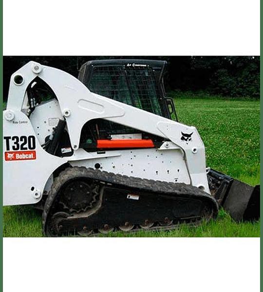Manual de Reparación y Servicio - Bobcat T320