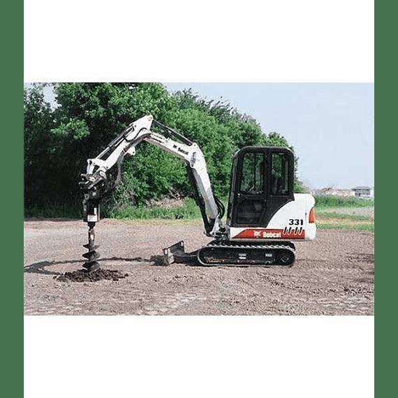 Manual de Taller - Bobcat 331 - 331E - 334