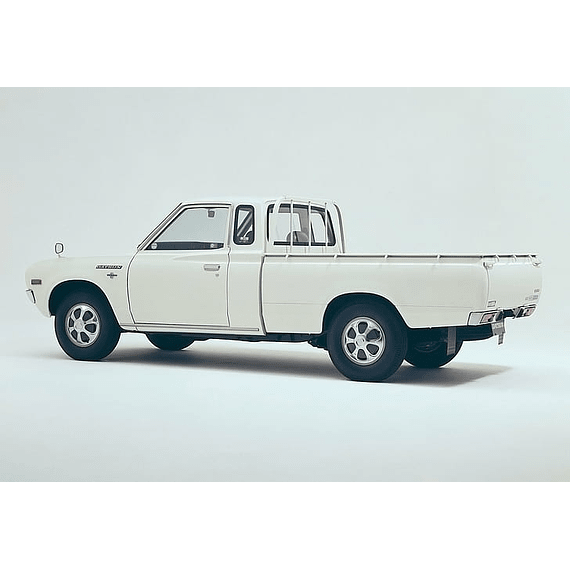 Manual de Taller Datsun 620 ( 1972 - 1979 ) En Inglés