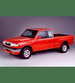 Manual de Despiece - Mazda Serie B ( B200 - 2200 - 2500 - 2600 - 3000 - 3400 ) 1985 - 1998
