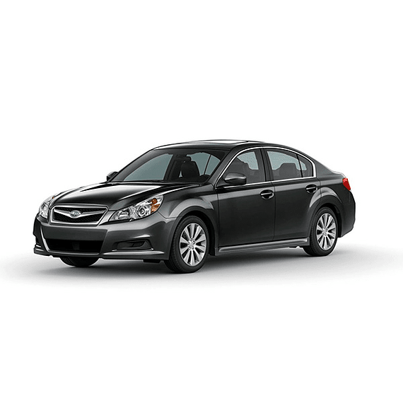 Manual de Usuario - Subaru Legacy ( 2003 - 2009 ) En Español