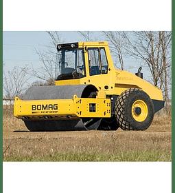 Manual y Catalogo de Piezas - Bomag BW 211 D-40