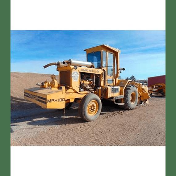 Manual de Reparación y Taller - Bomag MPH 100