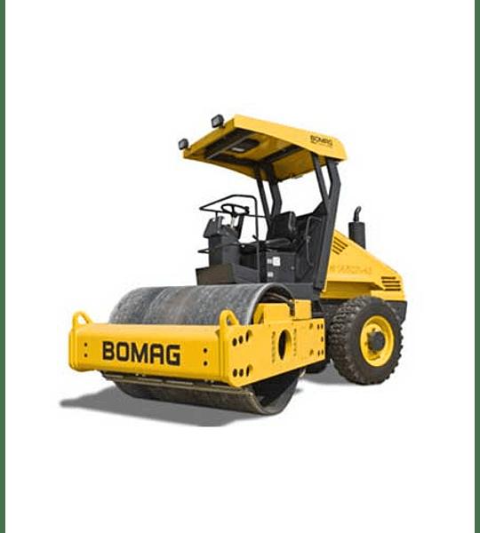 Manual de Operación - Bomag BW145D-3