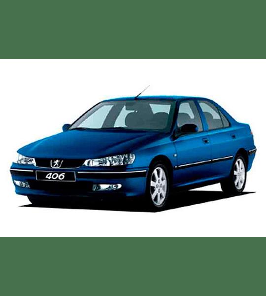 Manual de Despiece - Peugeot 406 ( 1995 - 2004 ) En Español