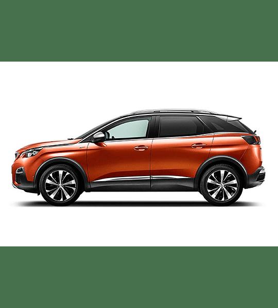 Manual De Despiece Peugeot 4008 ( 2012 - 2017 ) En Español