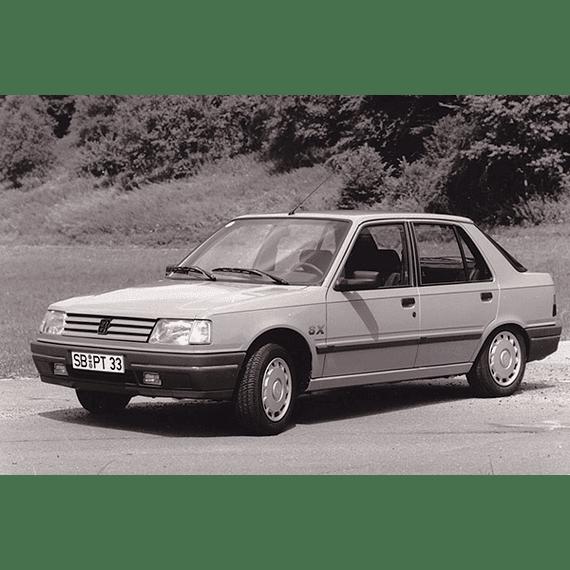 Manual De Despiece Peugeot 309 ( 1985 - 1994 ) En Español