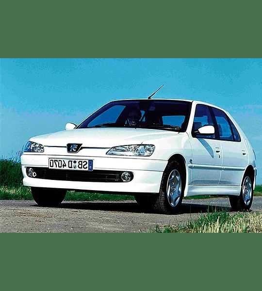 Manual De Despiece Peugeot 306 ( 1997 - 1999 ) En Español