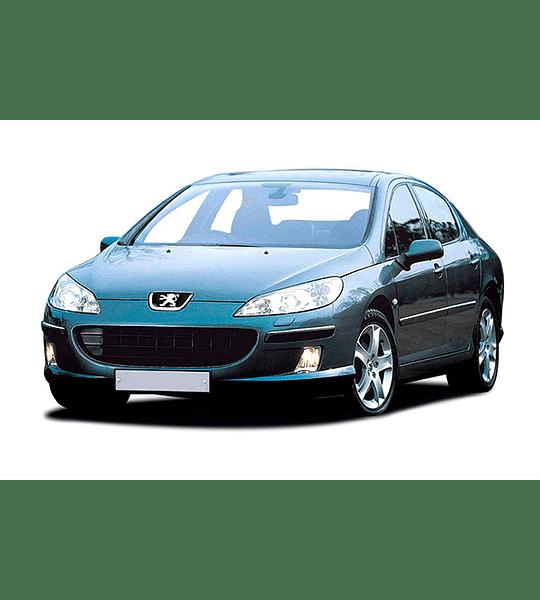 Manual De Despiece Peugeot 407 ( 2004 - 2011 ) En Español