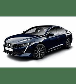 Manual De Despiece Peugeot 508 ( 2010 - 2018 ) En Español
