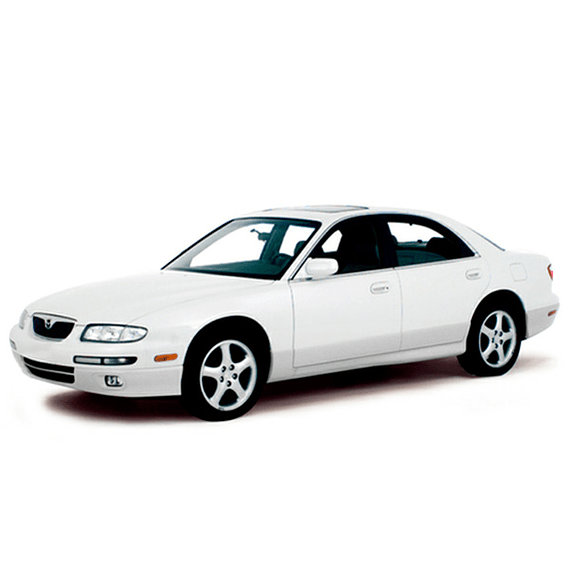 Manual de Taller Mazda Millenia ( 1998 - 2000 ) Inglés